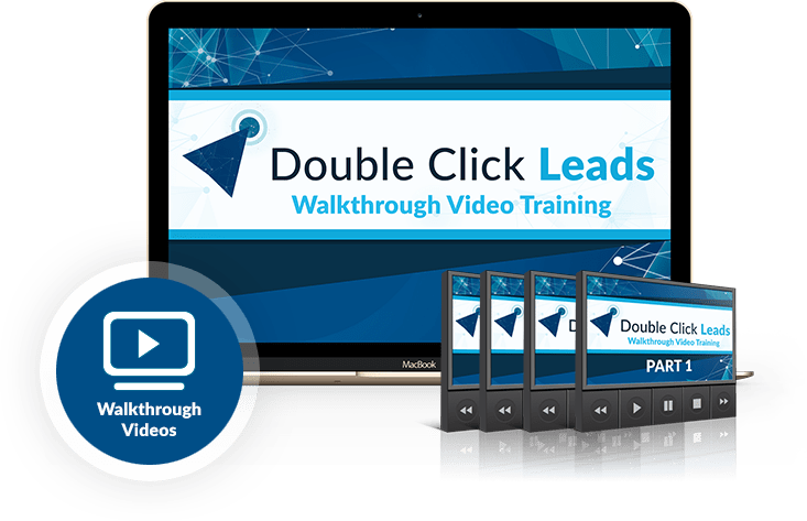 double click leads features
