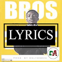 bros lyrics