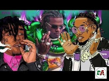 Offset – Pink Toes ft. Lil Uzi Vert Gunna