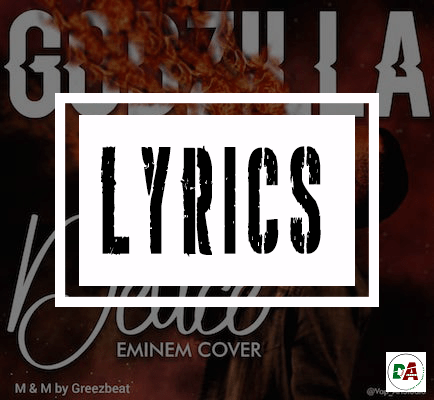 Deuce_Godzilla cover-lyrics-dopearena.com