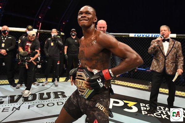 Israel Adesanya fights tomorrow in Las Vegas, targets being MMA's G.O.A.T