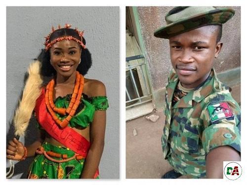 Army chases James Matol soldier who killed NDU student Ugadu