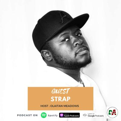 [PODCAST] Producers Hub - Interview with Strap (ep 7)
