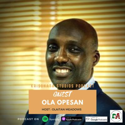 Producers Hub - Interview with Ola Opesan (ep 5)
