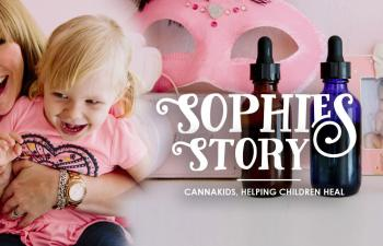SOPHIE'S STORY: CANNAKIDS, HELPING CHILDREN HEAL 1
