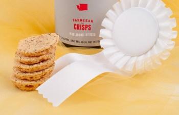 Review: American Baked Co Parmesan Crisps 1