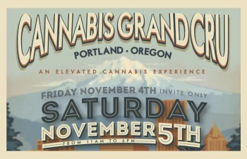 Tech Thursday: Cannabis Grand Cru Comes To Portland