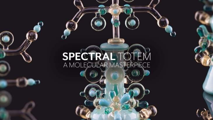 Spectral Totem: A Molecular Masterpiece 1