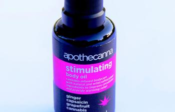 Apothecanna Stimulating Body Oil: A Rejuvenating Blend of Organic Herbs, Cannabis, and Wellness 1