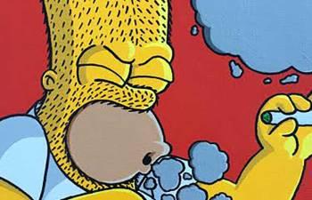 ADVOCATING THROUGH ARTWORK: Cannabis, Canvas, Cactus and Cartoons 1