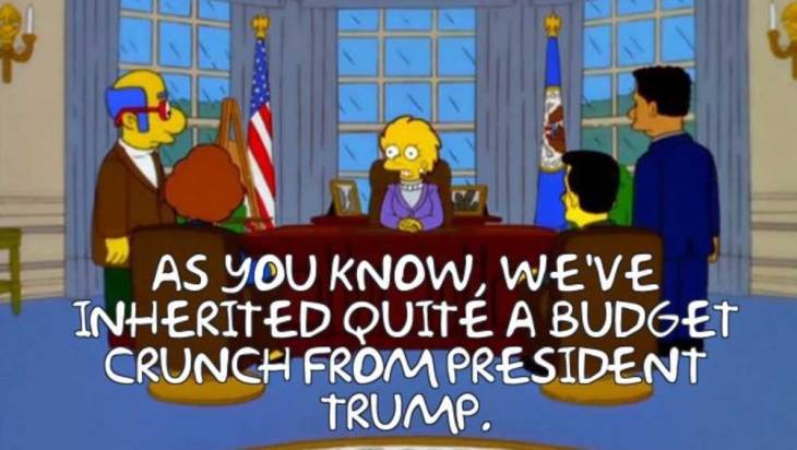 THE SIMPSONS HAVE THE LAST SAY:  A Stoned Consideration of the Simpsons Predicting the Future 7
