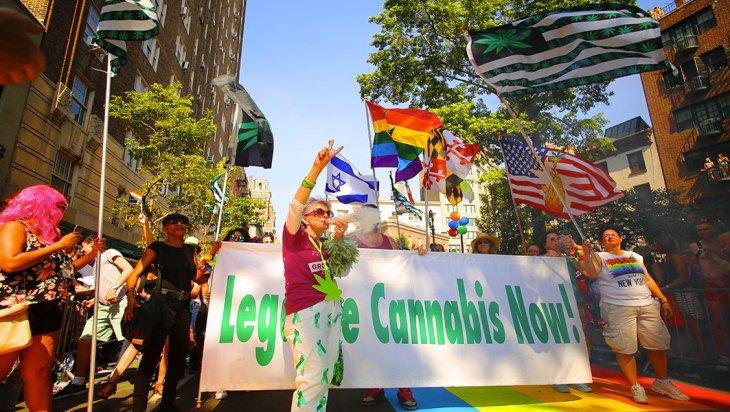 New York Legal Marijuana Proposition 1