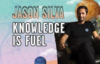 Jason Silva: Knowledge is Fuel