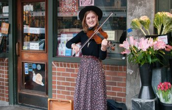 The Buskers of Pike Place Market