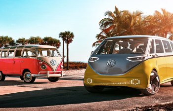 The Bong Bus Is Back: An Electric, Semi-Autonomous VW Bus is Coming in 2022