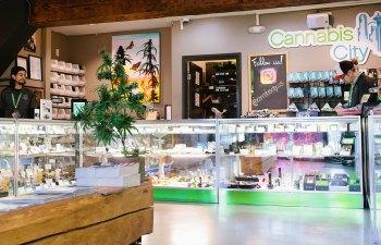 Cannabis City - Seattle, WA