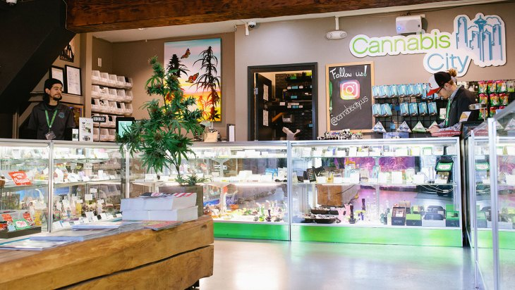Cannabis City - Seattle, WA