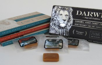 Infused Caramel Hard Candies by Darwin Brands
