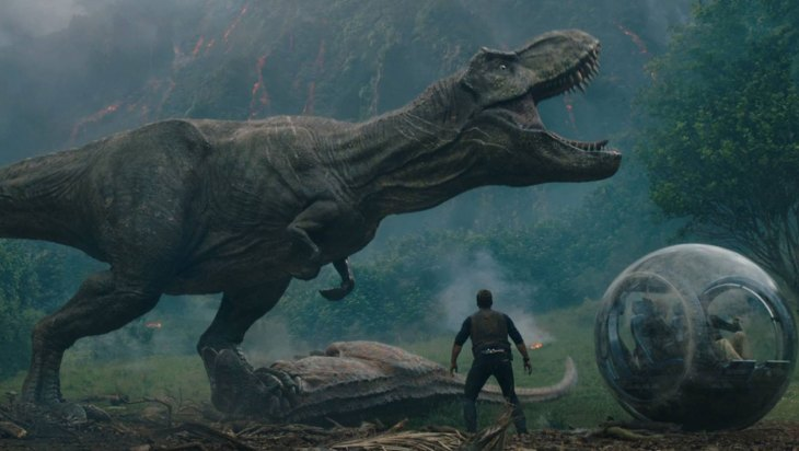 DOPE Review | Jurassic World: Fallen Kingdom