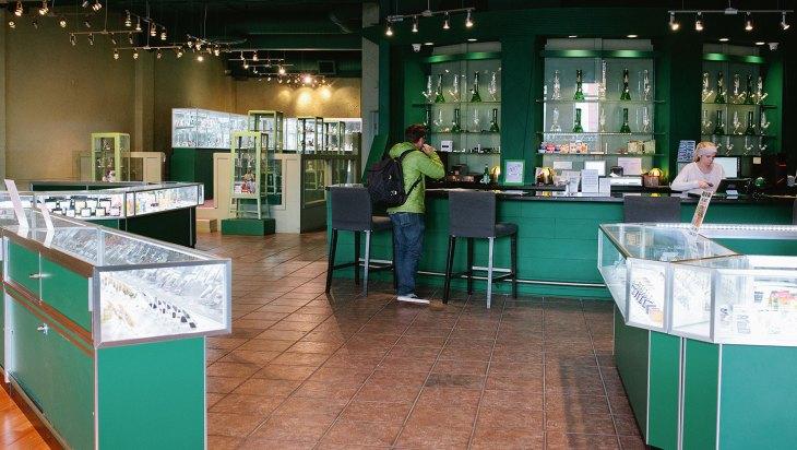 Green Fire Cannabis - Seattle, WA