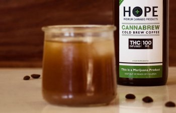 Cannabrew Coffee by HOPE