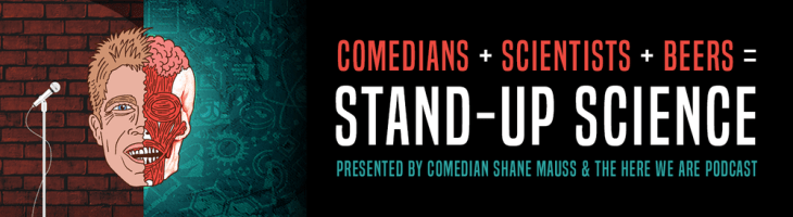 Stand Up Science Shane Mauss