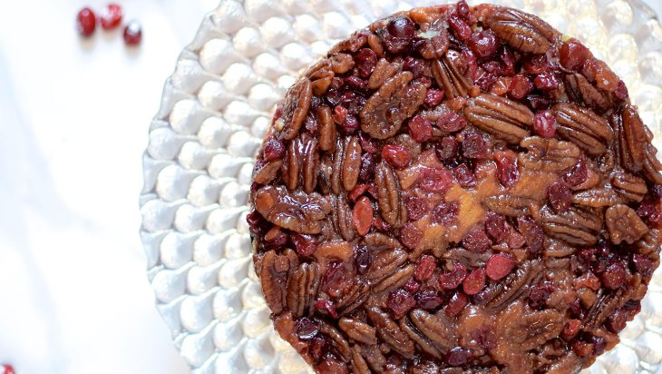 Cranberry Upside Down Cake: A Fresh Take on an Old Favorite