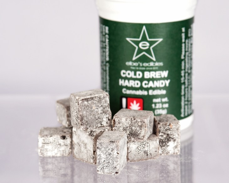 Cold Brew Hard Candy by Elbe's Edibles