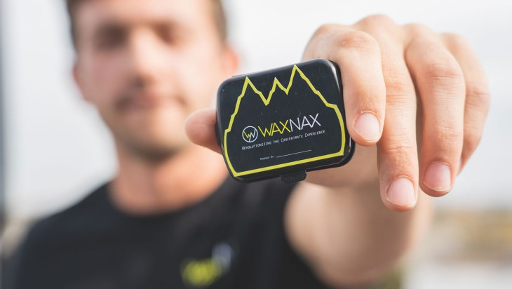 WaxNax Packs the Max: Revolutionizing the Cannabis Concentrate Experience