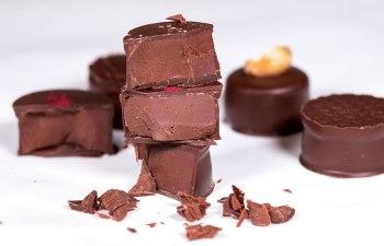 Farm-to-Table Cannabis Truffles by Crop Circle Chocolate