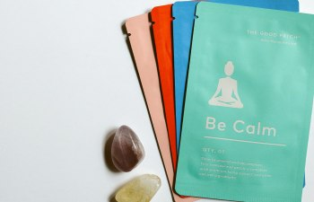 Be Calm Patch by La Mend