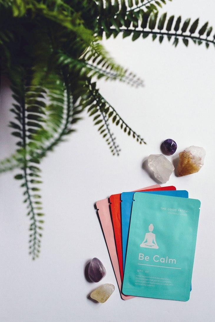 Be Calm Patch by La Mend