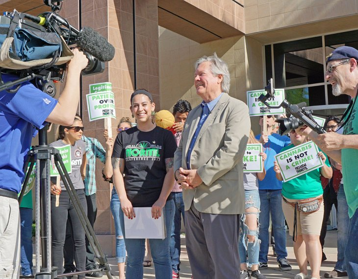 Maddie Saglibene: Las Vegas' NORML Co-Founder & Executive Director