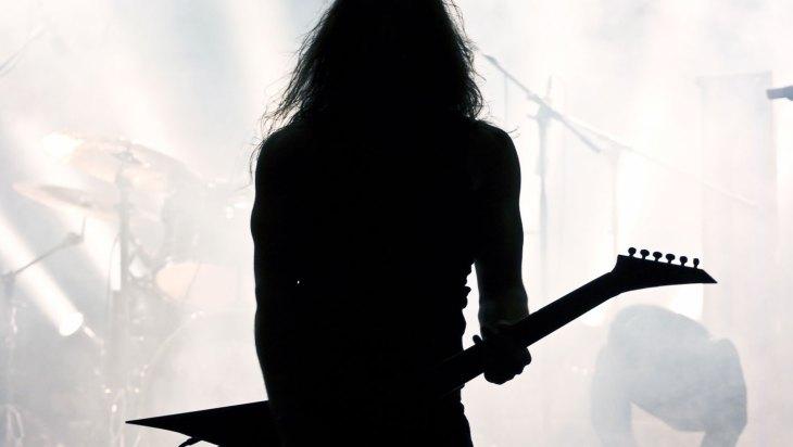 U. K. Metal Guitarist Ash Gray of Venom Prison
