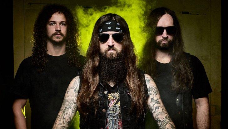 Death metal band Cannabis Corpse
