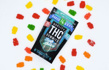 Sour Bears 300mg by Baked Bros