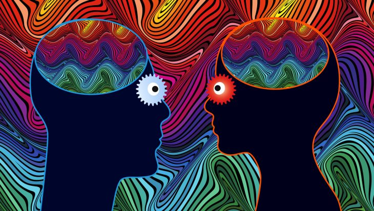 Why Some People Don't Feel Psychedelics
