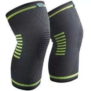 Sable Knee Brace Support Compression Sleeves