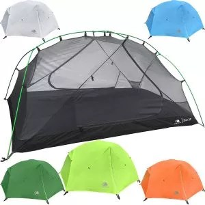 Hyke & Byke Zion Backpacking Tents