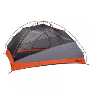 Marmot Tungsten 3 Person Backpacking Tent w Footprint