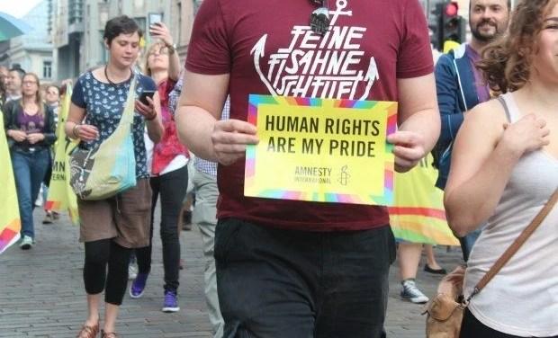 EuroPride 2015 in Riga, Latvia