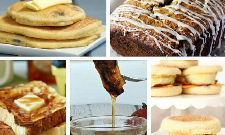 Romantic Homemade Brunch Recipes for Your Valentine