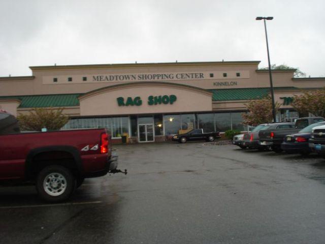 Rag Shop in Kinnelon, NJ