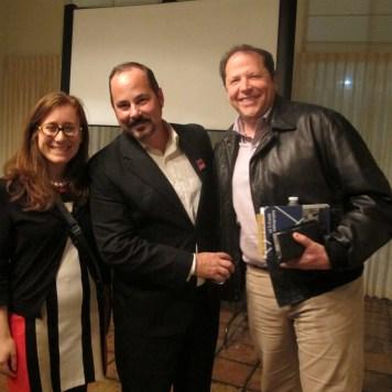 Staci Steinberger, Steven Keylon, and Bret Parsons.