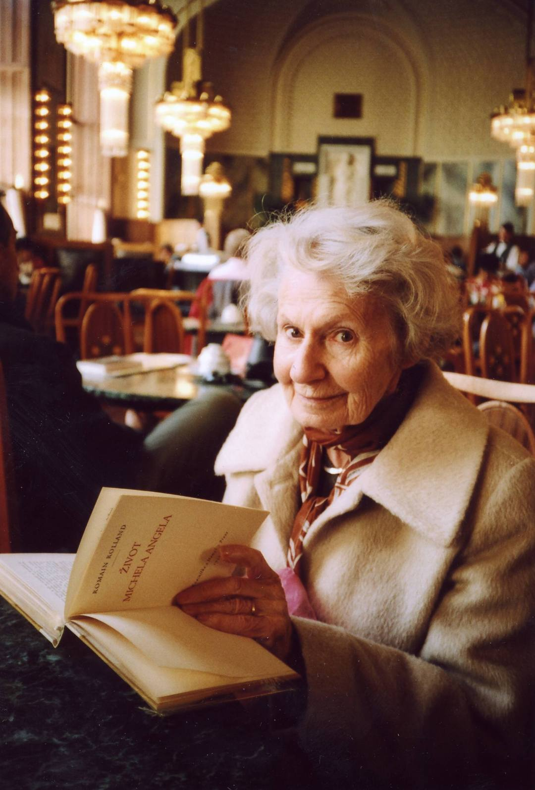 Heda Margolius Kovály - author photo