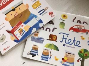 Fiete Seemann Matrose Sticker Aufkleber Gewinnspiel Ahoiii Boje