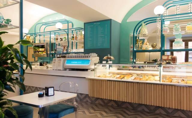 progettazione caffetteria pasticceria