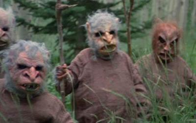 I troll dal film Troll 2