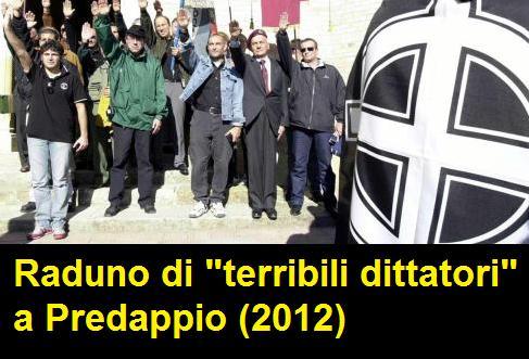 """""""Terribili dittatori"""" a Predappio"""