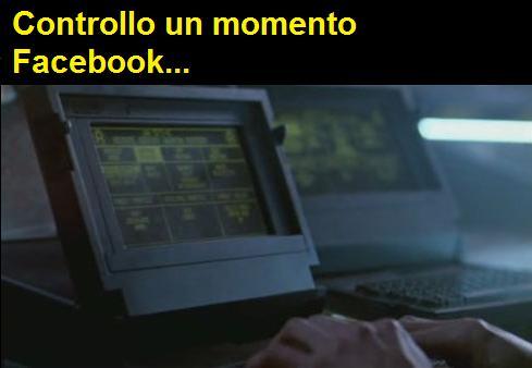 Computer nel film Aliens 1986, informatica degli anni '80